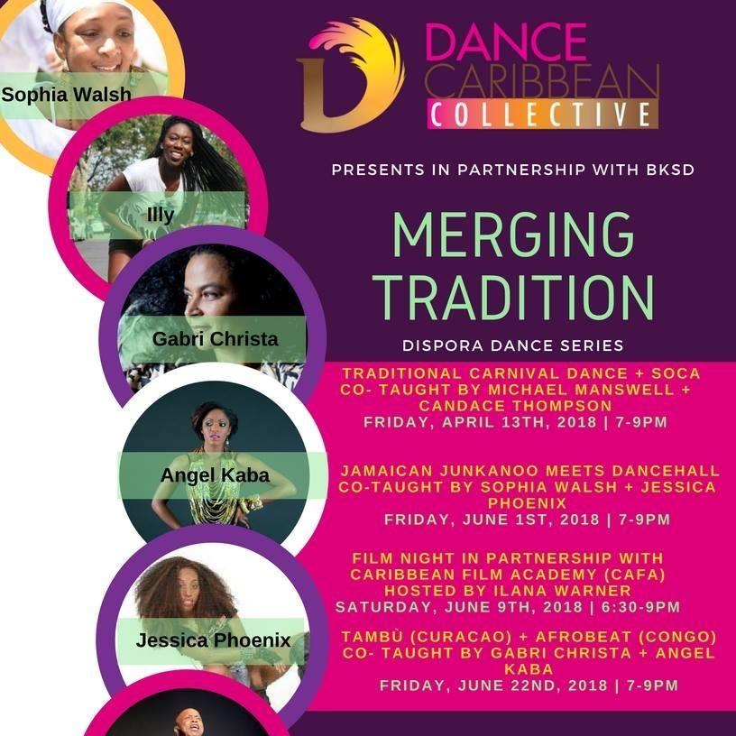 Curacao) meets Afrobeat (Congo) – Dance Caribbean COLLECTIVE